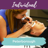 Classic Individual Eyelash Extension Training Peterborough