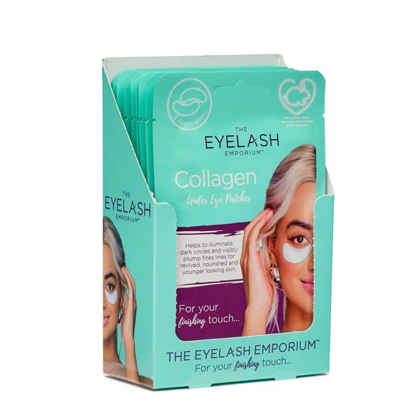 Subtitles Collagen Under Eye Masks (Pack of 10)