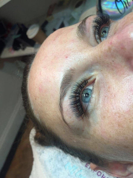 Special Effects xD Russian Volume Eyelash Extension Training North Wales
