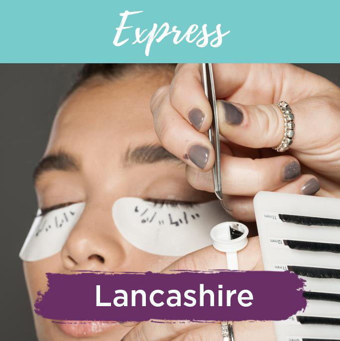 Fast Motion Express Eyelash Extension Training Lancashire