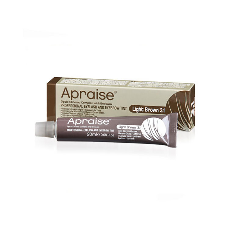 Apraise Tint – Light Brown (20ml)