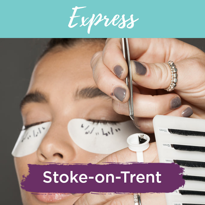 XPL Express Eyelash Extension Training Stoke-On-Trent