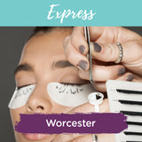 Fast Motion Express Eyelash Extension Training in Worcester