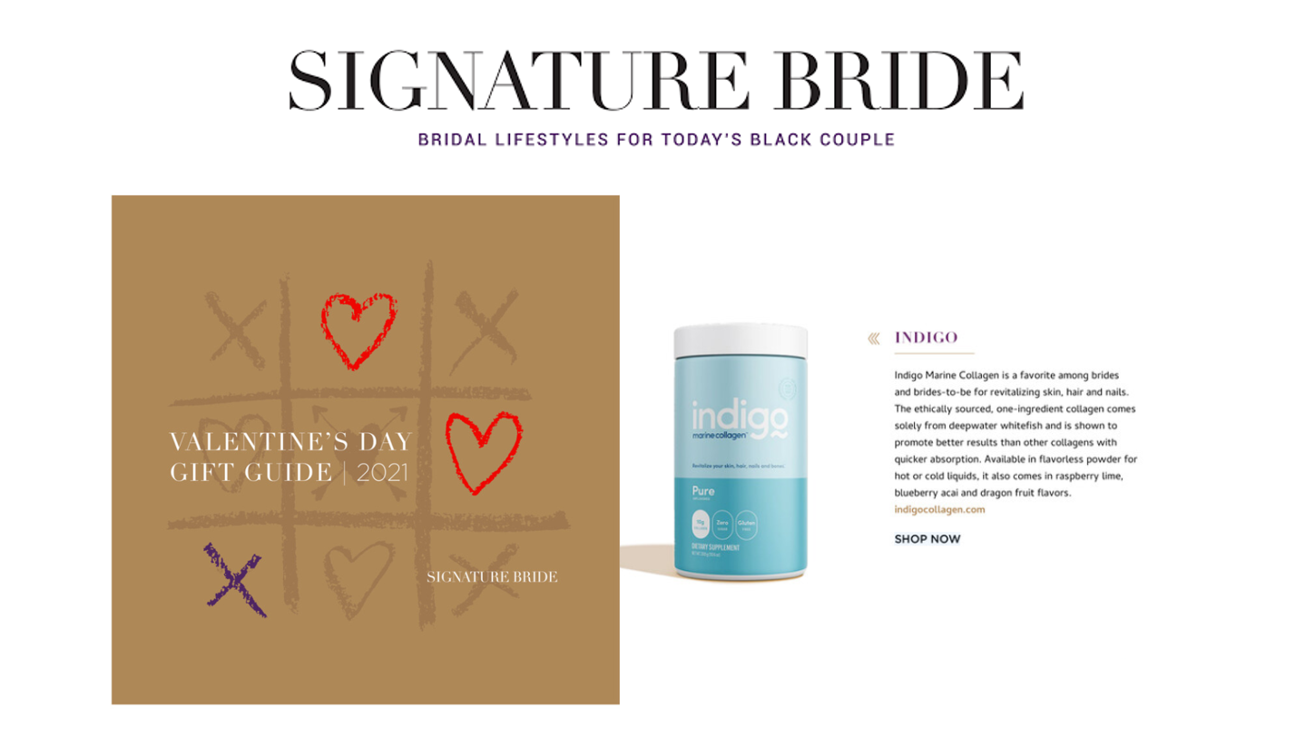Signature Bride Valentine's Day Gift Guide
