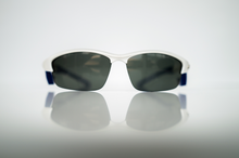 Load image into Gallery viewer, GalaxyEyes Sunglasses (White and Blue)