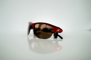 GalaxyEyes Sunglasses (Red and Black)
