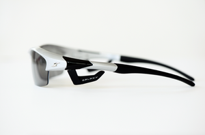 GalaxyEyes Sunglasses(Silver Grey & Black)