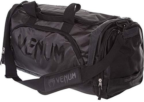 Venum Trainer Lite Sport Bag, Black/Black