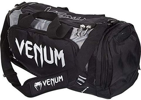 Venum Trainer Lite Sport Bag, Black