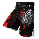 Men's Boxing MMA Grappling Polyester Shorts