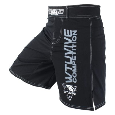 WTUVIVE Competition Fight Shorts - Men's