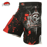 NO MERCY Pro MMA Fight Shorts M-XXXL