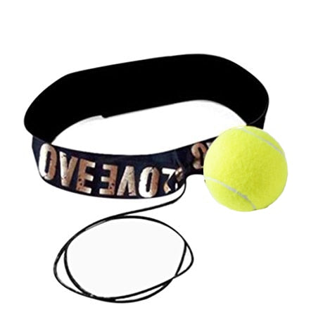 Head Band for Reflex Speedball Training