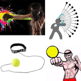 Boxing Ball with Head Band - Reflex Speed Boxer Training