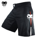 Men's Breathable Quick Dry Boxing MMA Shorts