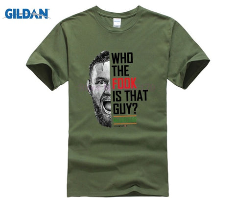 Who the Fook is that Guy? Conor McGregor T-Shirt