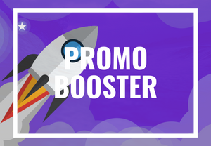 "Offre promotion musicale ""PROMO BOOSTER"""