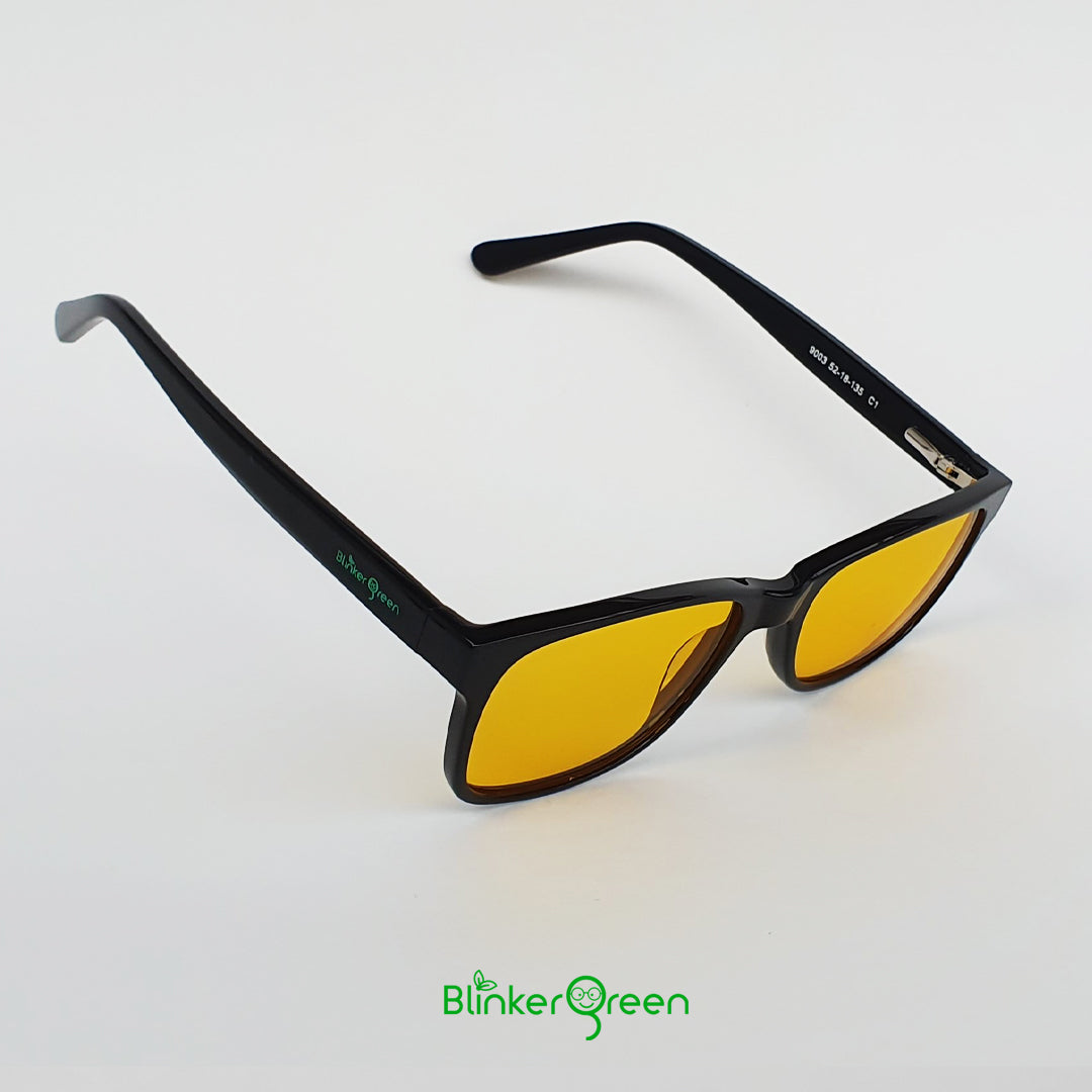 BlinkerGreen Computer & Gaming Glasses with Blue Light Filter