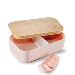 MANEKINEKO Lunchbox | Pink