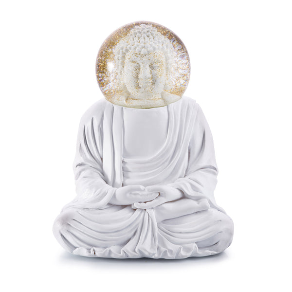 Summerglobe | The White Buddha