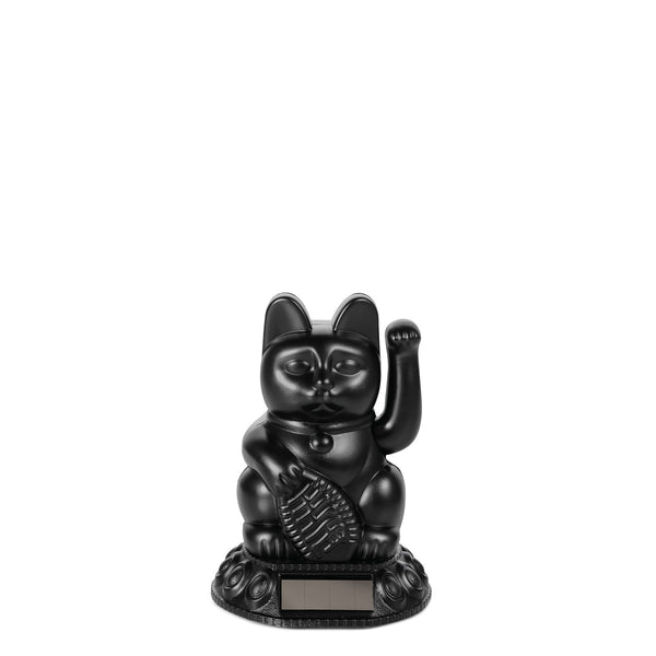 Lucky Cat Solar | Black