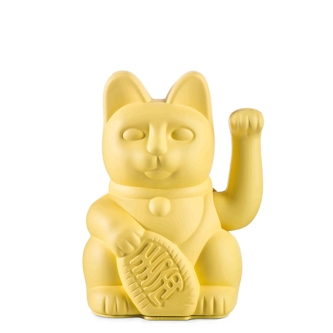 Lucky Cat | Yellow