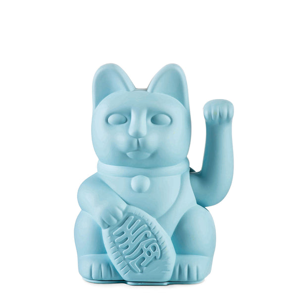 Lucky Cat | Blue