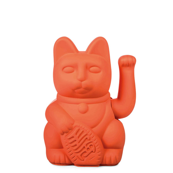 Lucky Cat | Neon Pink
