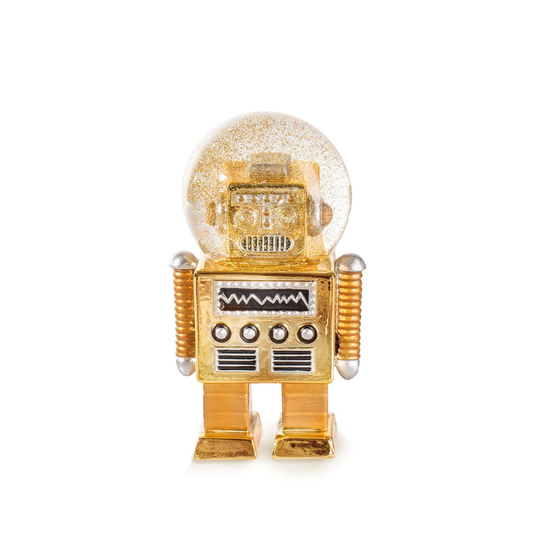 Summerglobe The Robot | Gold