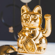 Load image into Gallery viewer, Lucky Cat | Glossy Gold