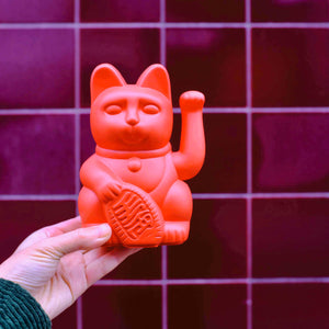 Lucky Cat | Red