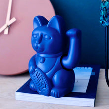 Lade das Bild in den Galerie-Viewer, Lucky Cat | Dark Blue