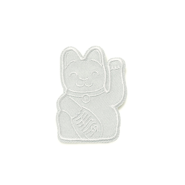 MANEKINEKO Patch | Grau