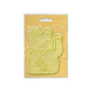 MANEKINEKO Patch | Yellow