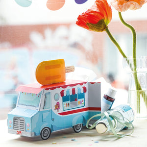 Gift Box Food Truck