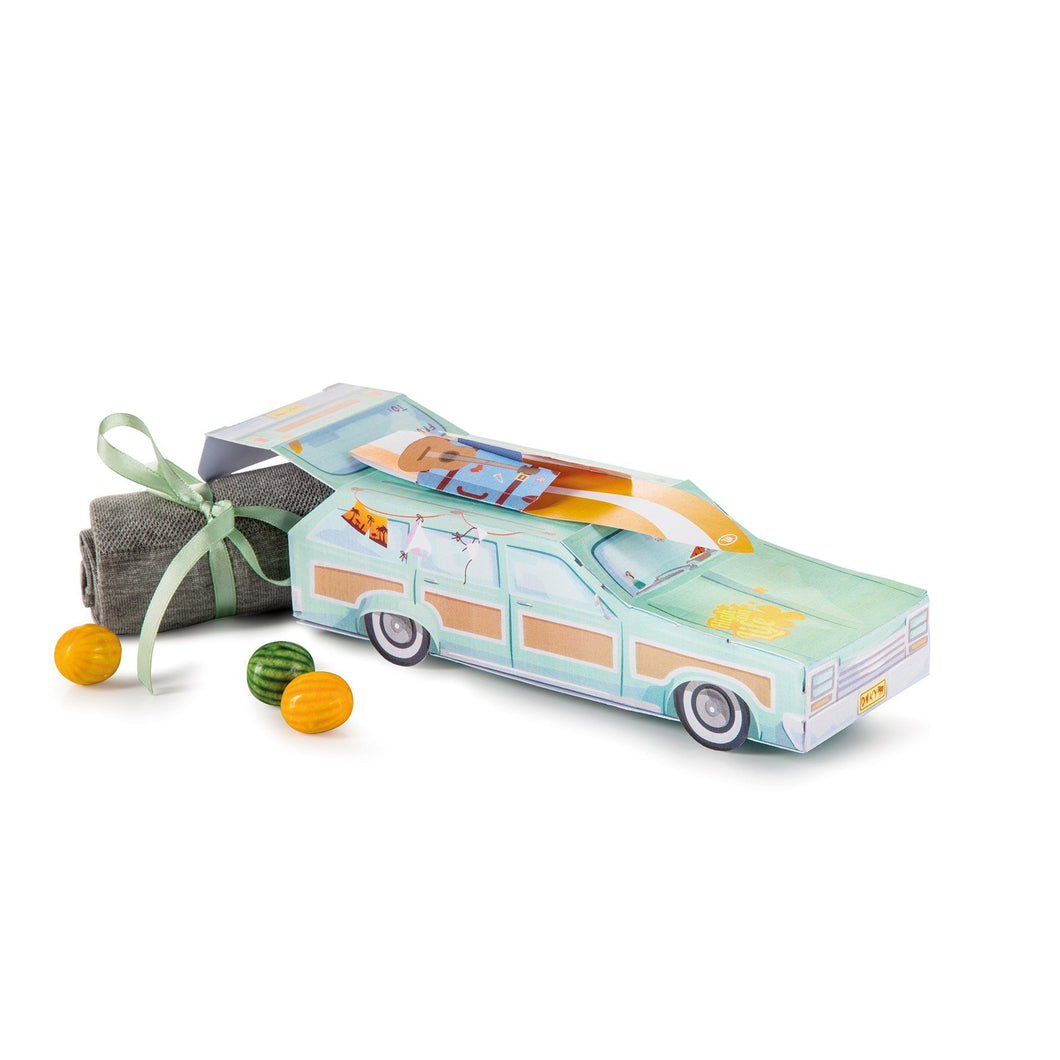 Gift Box Station Wagon