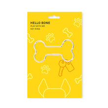 Laden Sie das Bild in den Galerie-Viewer, Hello Keyring Bone