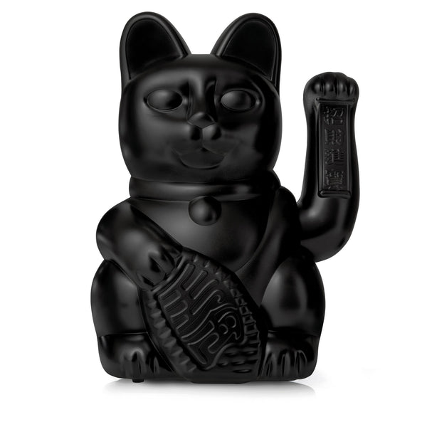 Lucky Cat Large | Black