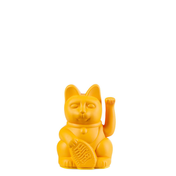 Lucky Cat Mini | Deep Yellow