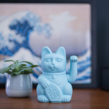 Lade das Bild in den Galerie-Viewer, Lucky Cat | Blau
