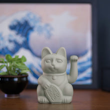 Lade das Bild in den Galerie-Viewer, Lucky Cat | Grau