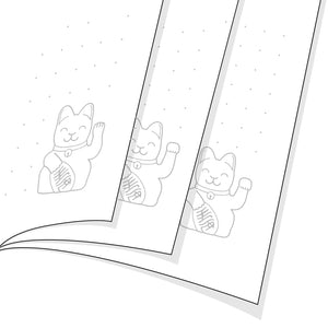 MANEKINEKO Notes | Grau