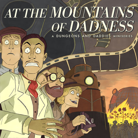 At the Mountains of Dadness (Digital Download)