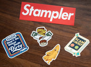 Sticker Pack - Vol. 1