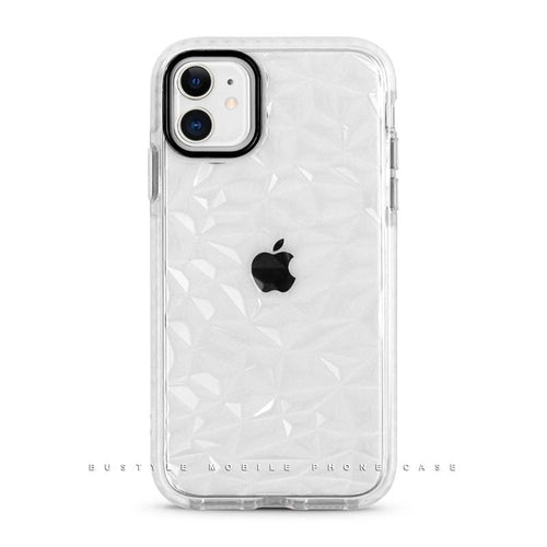 Clear Bustyle See-Through iPhone Case