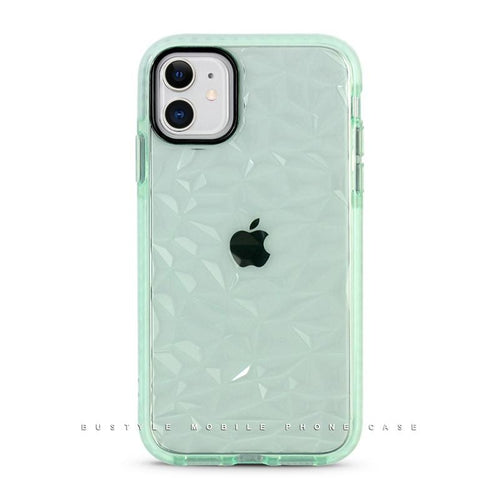 Green See-Through Bustyle iPhone Case