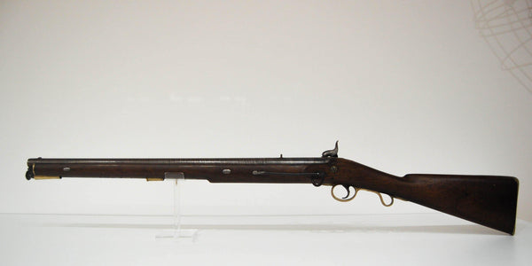 Crimean War Period Beckwith Cavalry Carbine owned by Captain Forster 4th Dragoon Guards - Charge of the Heavy Brigade