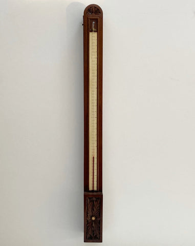 Late Victorian Supersensitive Barometer by Brady & Martin Limited Newcastle