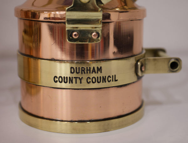 Durham County Council ChekPump Petrol Measures by Wragg Brothers Ltd Essex