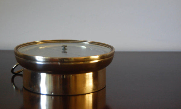 Earliest Known Aneroid Barometer by Lucien Vidi - Serial Number 57
